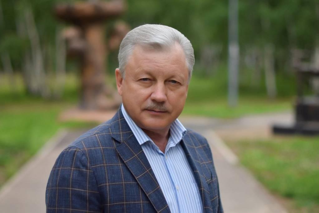 Сергей Серебренников, мэр Братска