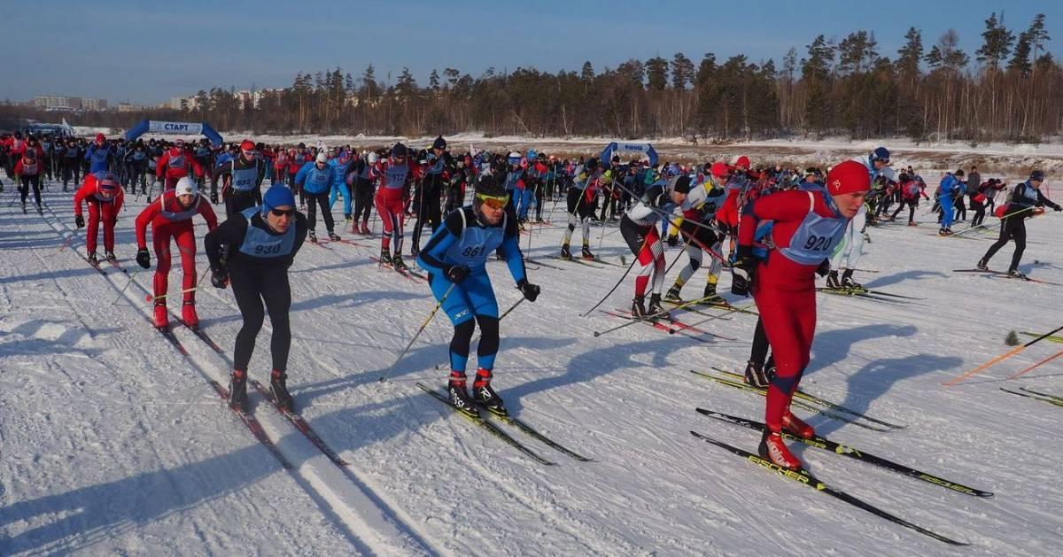«Братская лыжня»: долгожданный спортивный праздник на Курчатовском заливе! (СХЕМА)